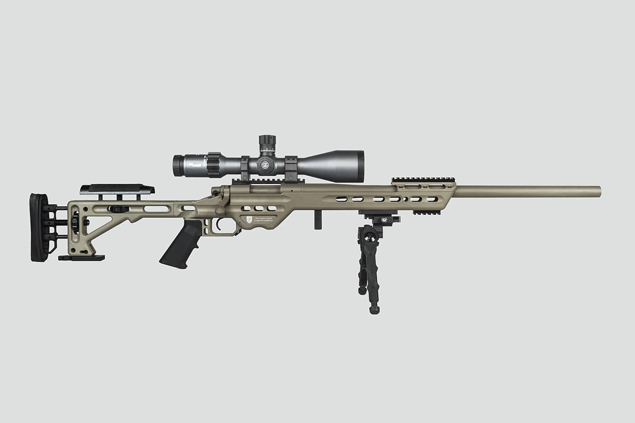 CHPWS Competitor XL precision rifle