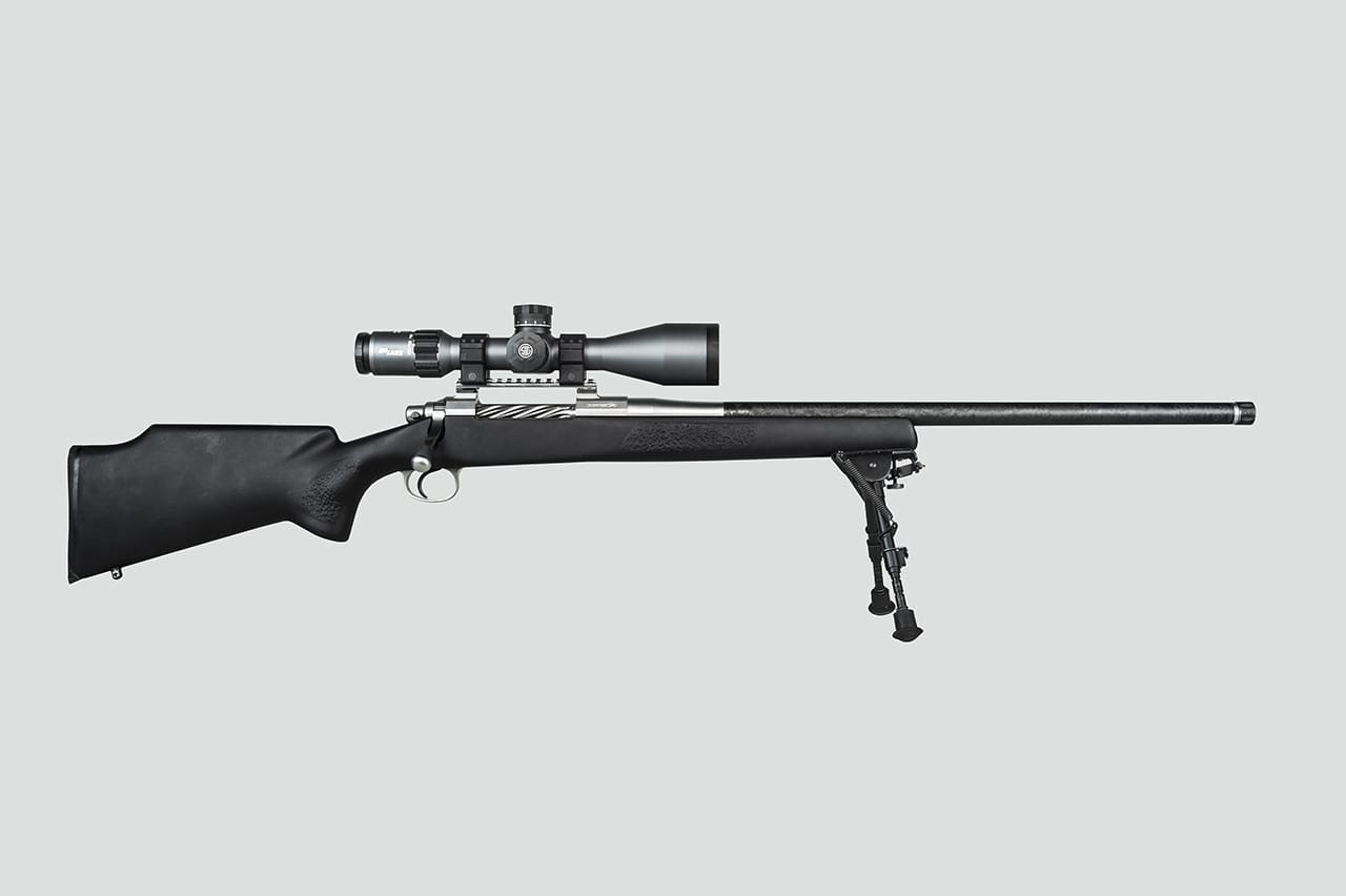 CHPWS Heritage UltraLite precision rifle