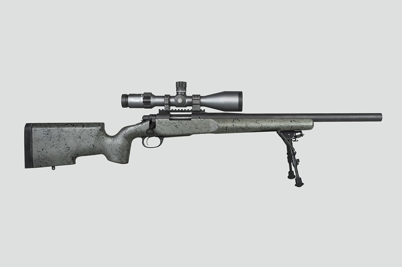 CHPWS Heritage XL precision rifle