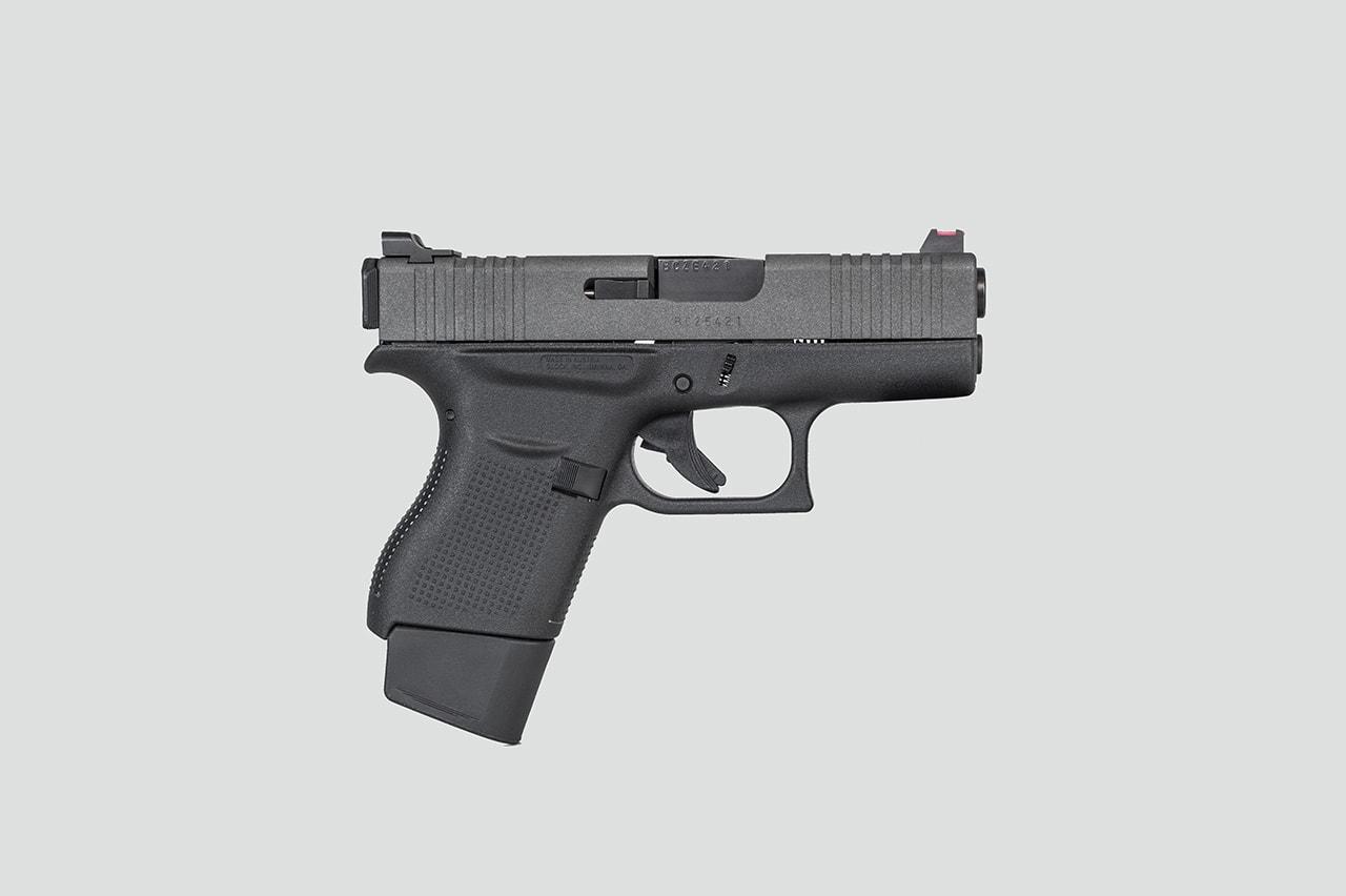 CHPWS wrap cut handgun slide modification