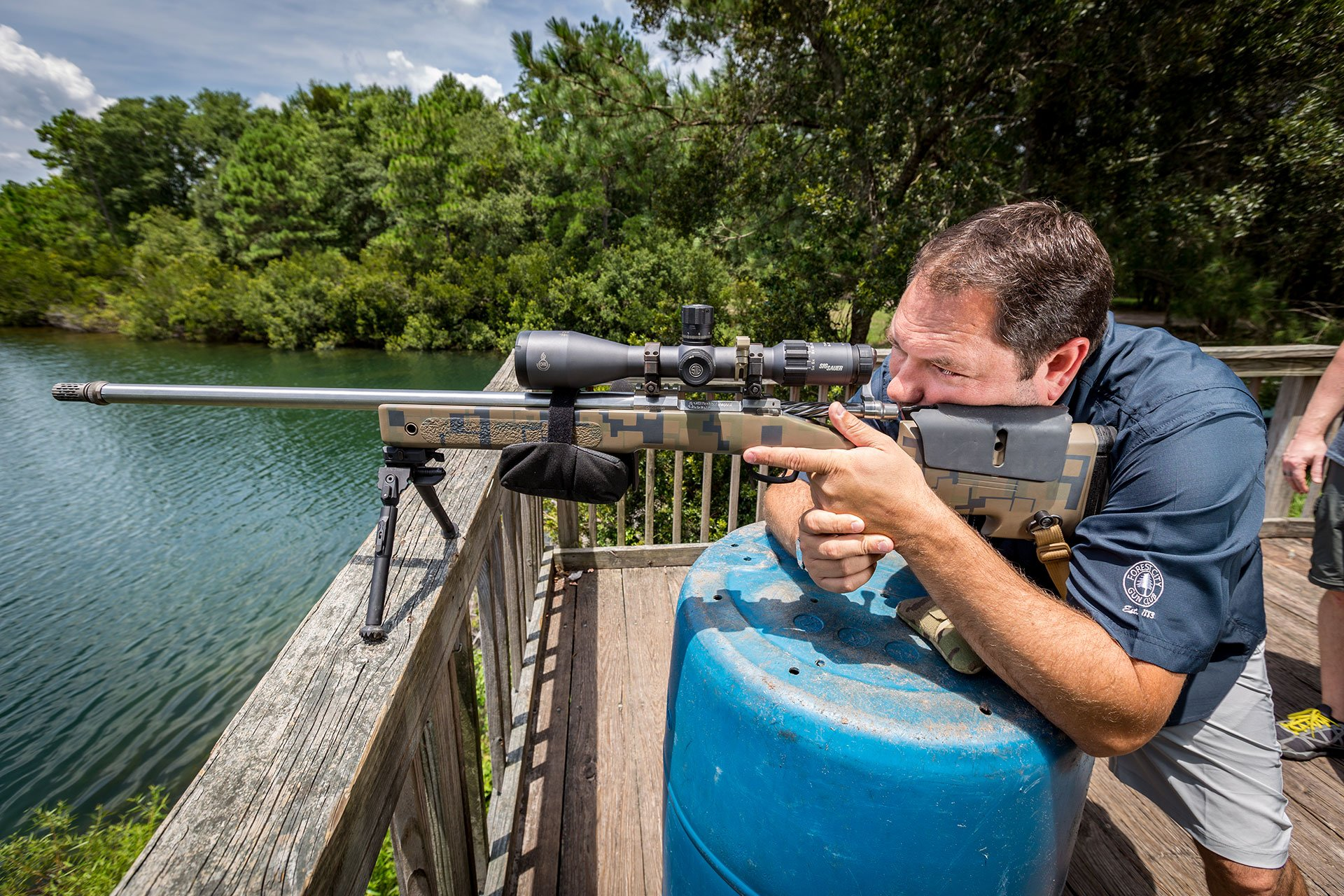 Precision Rifle Training & Matches - C&H Precision Weapons