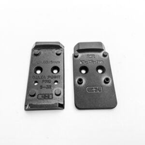 CZ P-10 V3 RMR and Holosun Adapter Plate