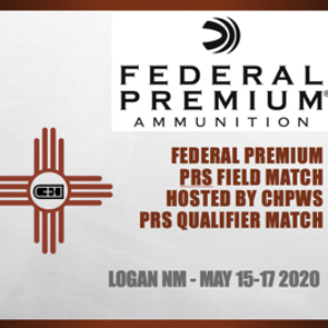 2020 PRS Federal Premium New Mexico Qualifier Match