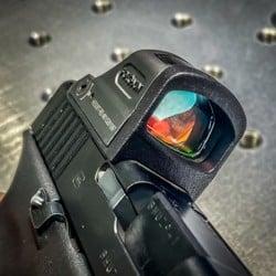 V4 Defender Glock MOS Plate